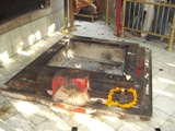 Hawan Kund at the Chintpurni ji Mandir
